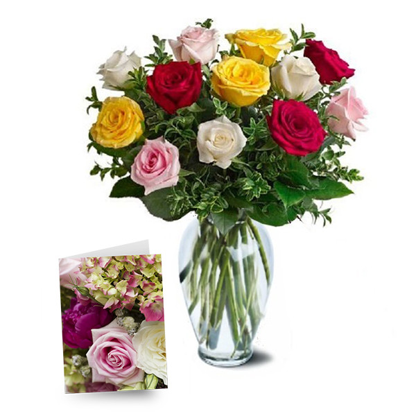 Mothers Day Rose Special I buy at Florist