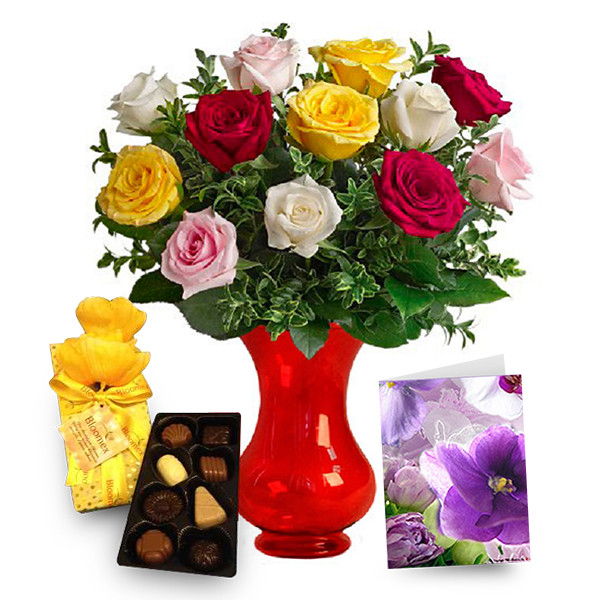 Mixed Rose Special buy at Florist