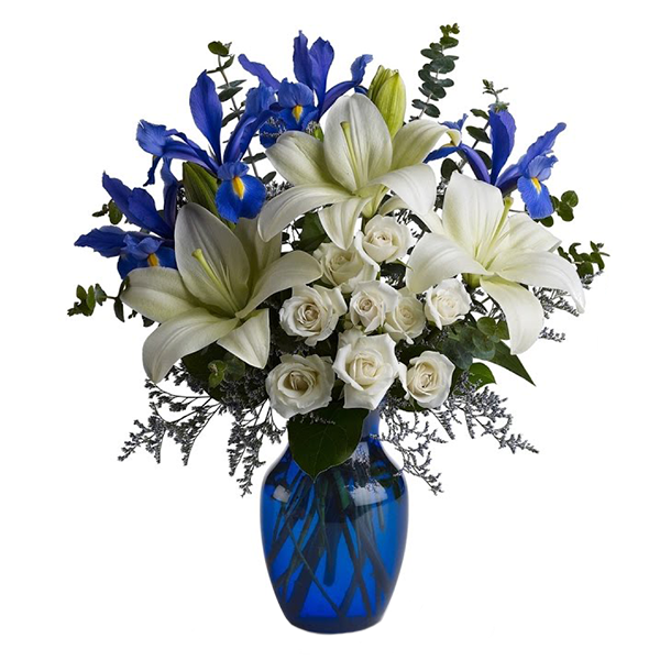 Movember Support Bouquet buy at Florist