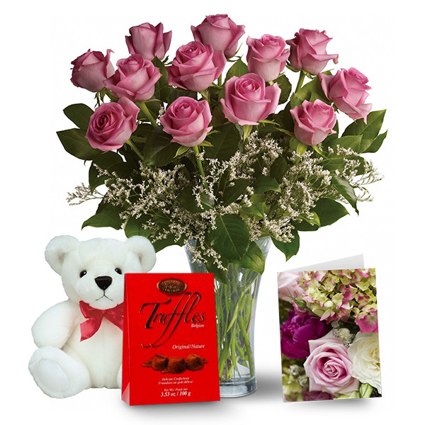 One Dozen Mothers Day Roses IV buy at Florist