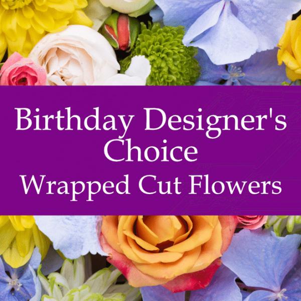 Birthday Florist's Choice IV