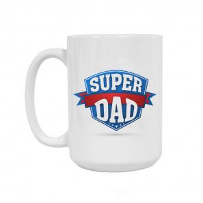 Ceramic Mug Super Dad buy at Florist
