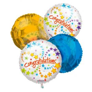 Congratulations Balloon Bouquet (4)