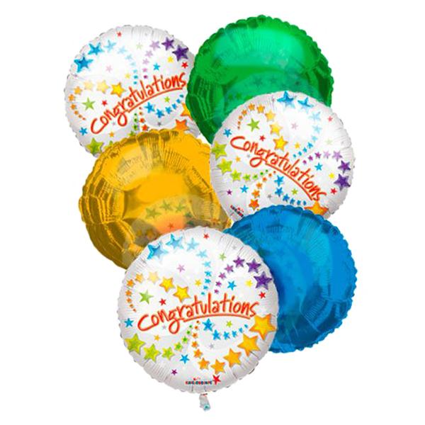 Congratulations Balloon Bouquet (6)