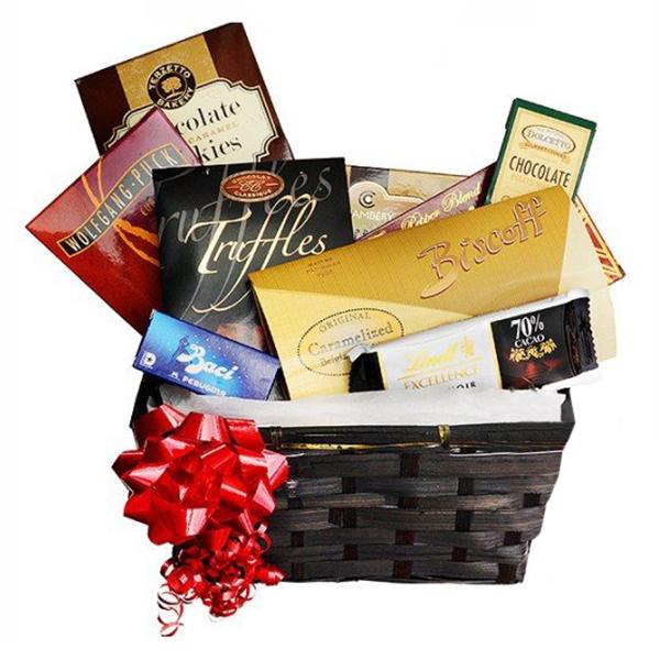 Sweet Gourmet Gift Basket I