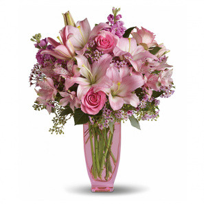 Pretty in Pink buy at Florist