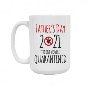 Quarantined Father's Day Mug buy at Florist