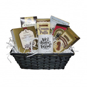 Thinking of you gift basket II buy at Florist